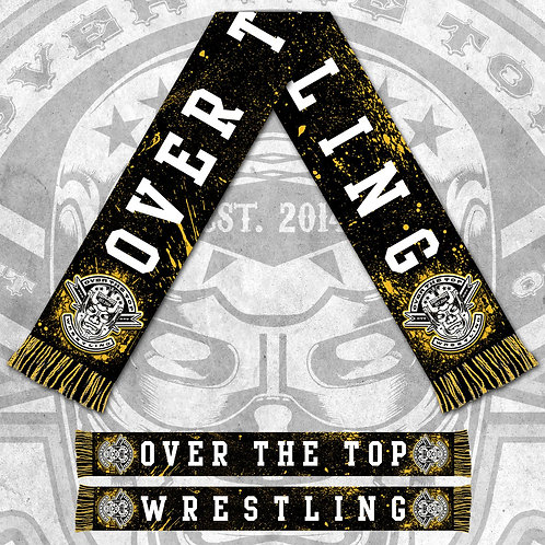 Over The Top Wrestling Supporters Scarf
