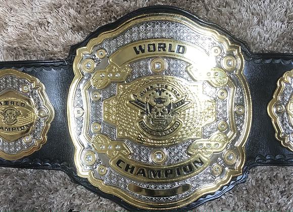 Over The Top Wrestling Layered Replica Belt
