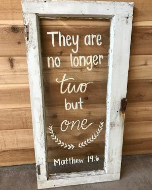 No longer two sign