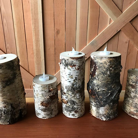 birch tea light candles-5