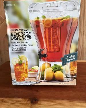 3 beverage dispensers