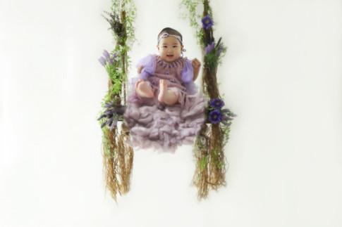 6か月ベビーフォトサンプル045