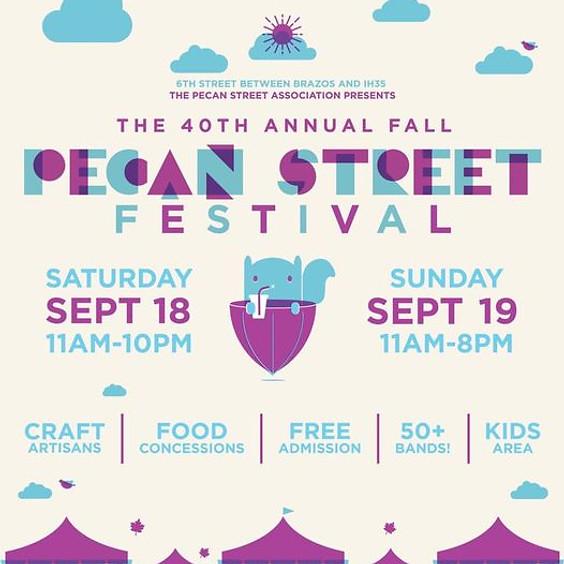 Pecan Street Festival