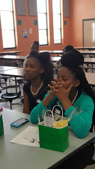 Mentoring workshop at Fitzpatrick Elementary