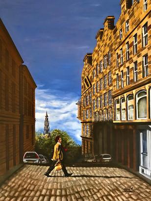 A Day in the Life in Edinburgh