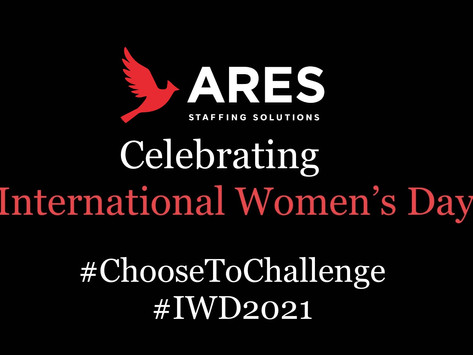 Celebrating International Women's Day 2021!