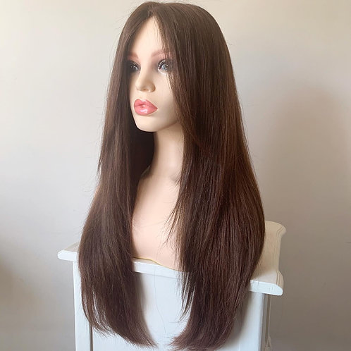 Brunette Lace Frontal Wig