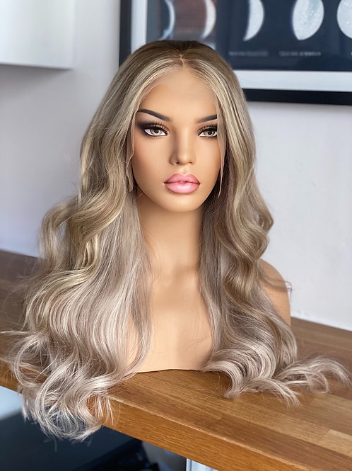 Lace Frontal Custom Wig