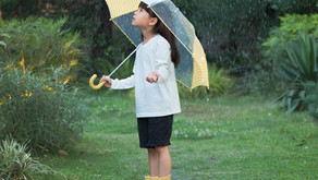 Tips on how to feel comfortable on rainy days