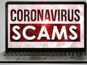 Coronavirus Texting Scams