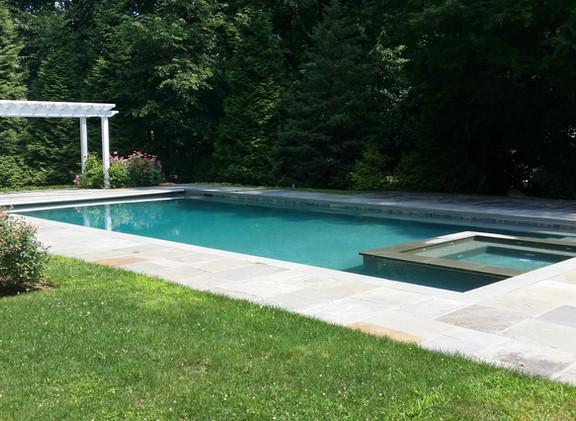 Limestone Pool and Whirlpool