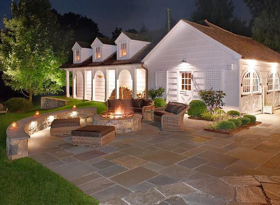 Fire Pit and Outdoor Entertaining