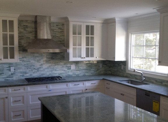 Renovation and New Kitchen