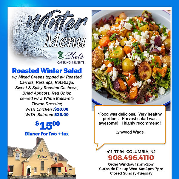 ChefsCatering-Roasted Winter Salad-Winte