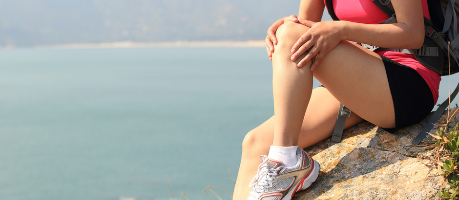 Knee Pain Hiking? Probably Not Your Knees
