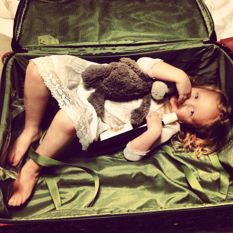 10 Ways to Survive Holiday Travel With Children