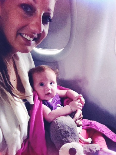 Guide to: Surviving Flights with Baby