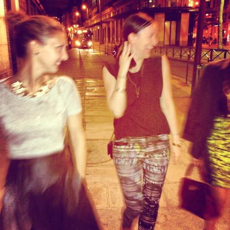 Paris + Friends