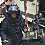 Qld Police Bomb Squad
