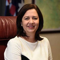 The Honourable Annastacia Palaszczuk  Pr