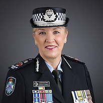Katarina Carroll APM Commissioner  Queen