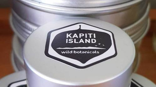Kapiti Island Honey Lip Balm