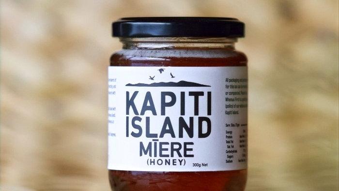 Mīere Ngahere- Kapiti Island Honey