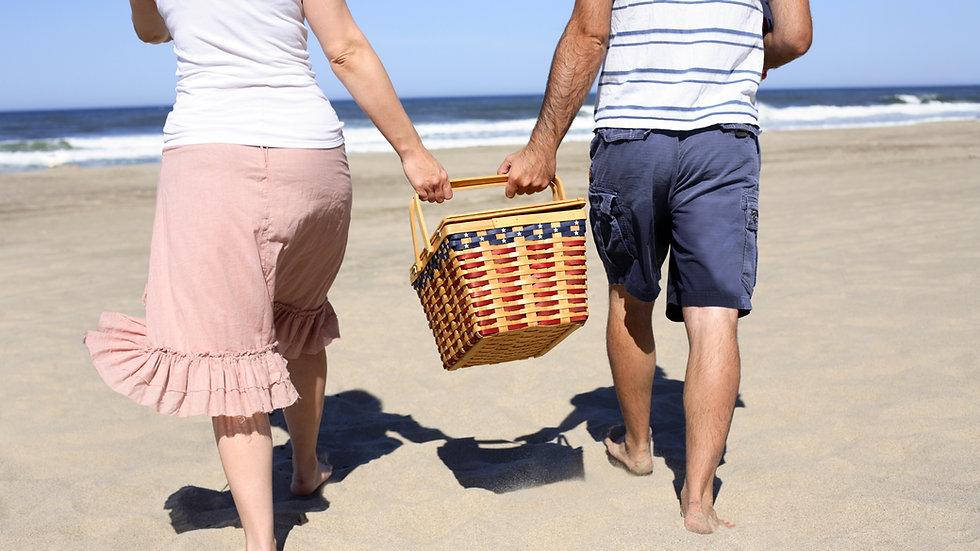 Juno Pier Beach Bag