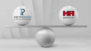 Ideal Complements: HA and Petrofer