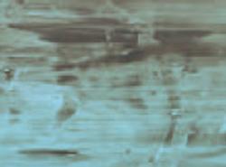 sf105  Пленка синего цвета