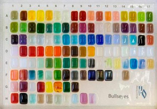 Цветное стекло американское Bullseyes ,витражи цветные фьюзинг