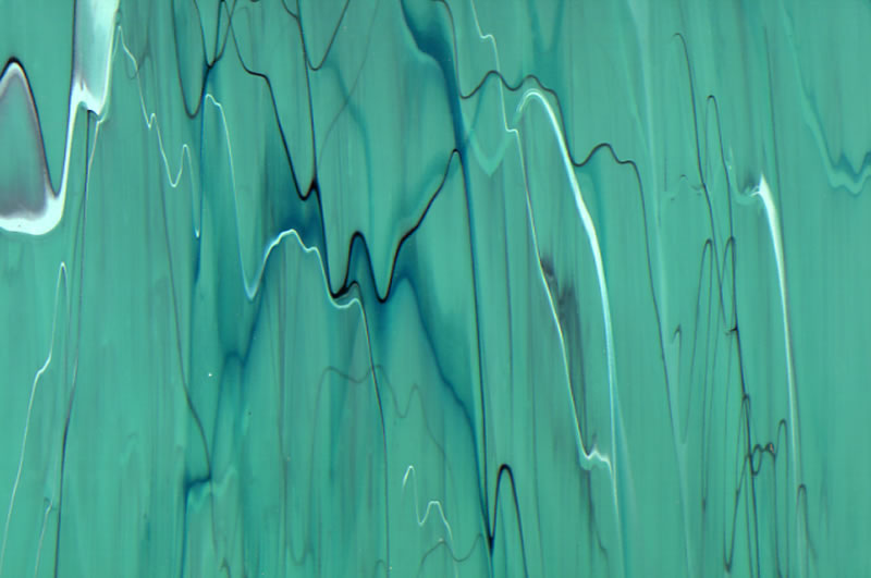 Зеленые цвета пленки арт.DG029s