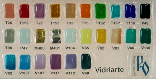 Испанское стекло Vidriarte SL