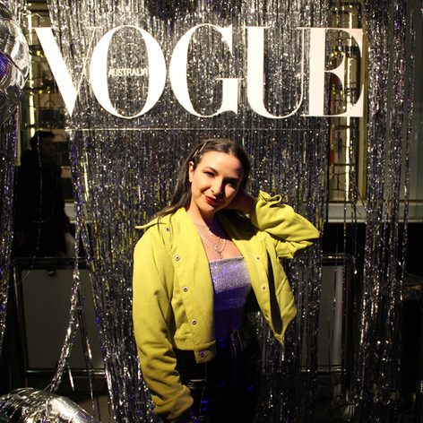 VOGUE Fashion Festival x David Jones