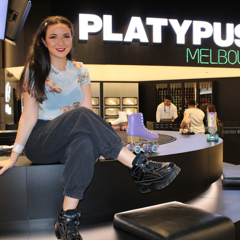 PLATYPUS Fashion Festival -MELBOURNE CENTRAL