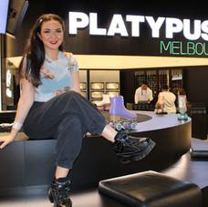 PLATYPUS Fashion Festival -MELBOURNE CENTRAL