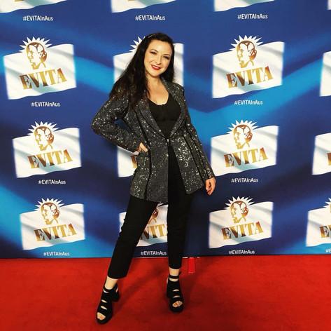 EVITA Musical Launch - ARTS CENTRE