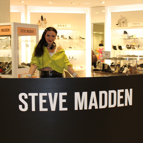 VOGUE FASHION NIGHT X STEVE MADDEN - Bourke St Mall
