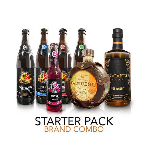 Starter Pack - Brand Combo