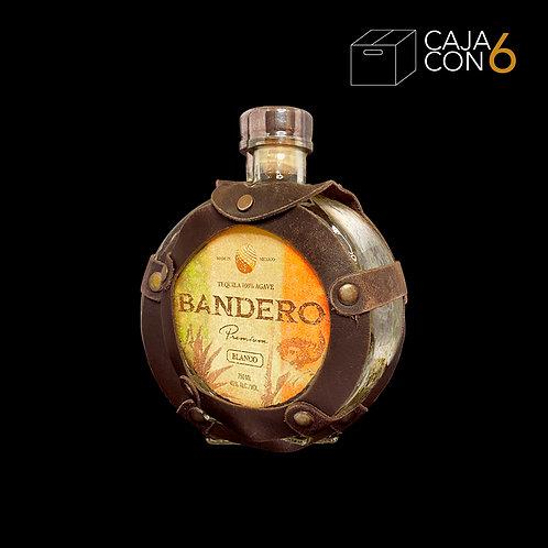 Tequila Bandero Caja con 6 pzas.