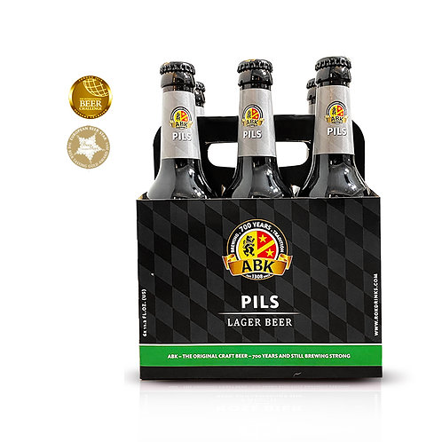 ABK Pils 6 Pack de 330 ml