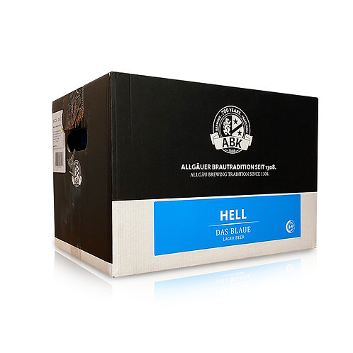ABK Hell 24 pack / 330ml