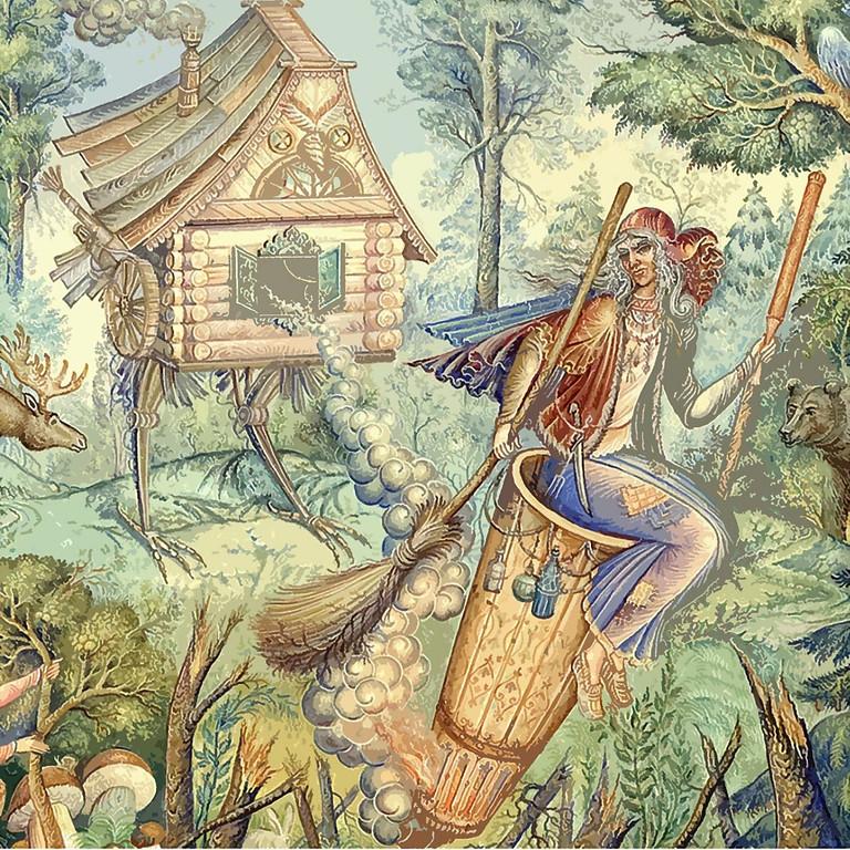 Baba Yaga: Stories of the Slavic Crone-Goddess
