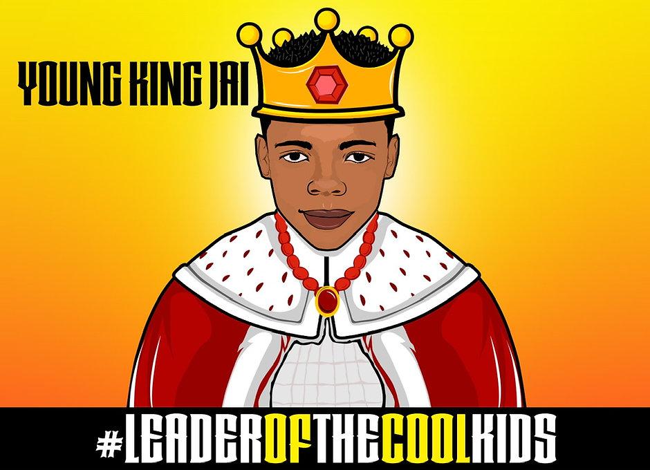 Young King Jai music and social media