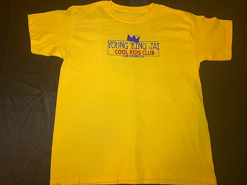Yellow/Blue/Red Cool Kids Club Shirt
