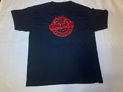 Black/Red Cool Kids Club Shirt