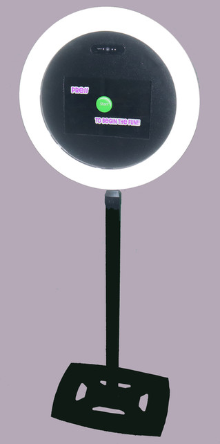 Ring Light Booth