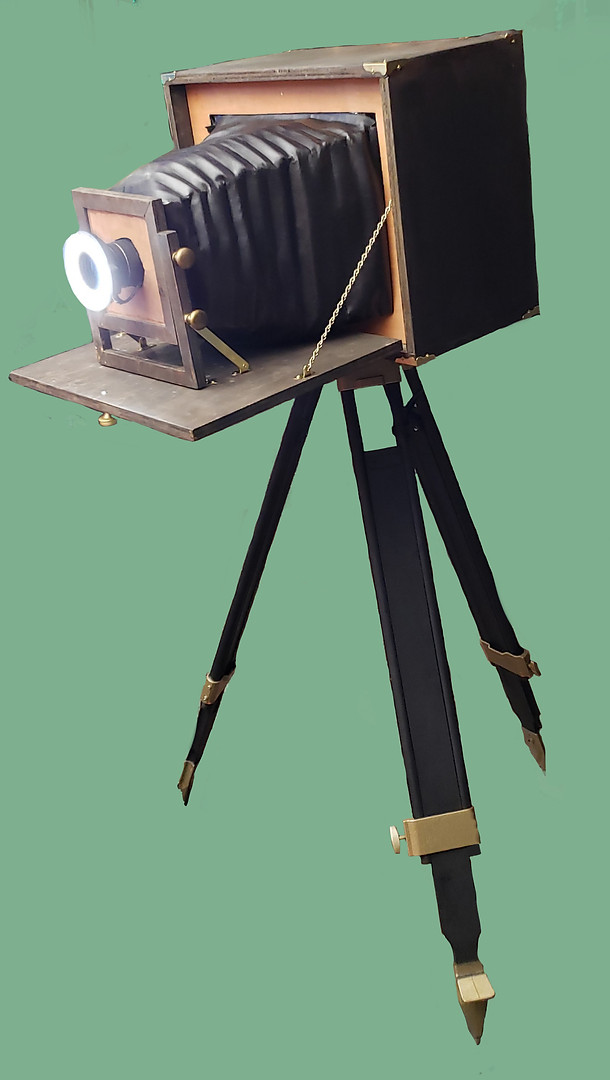 Bellows Camera Booth
