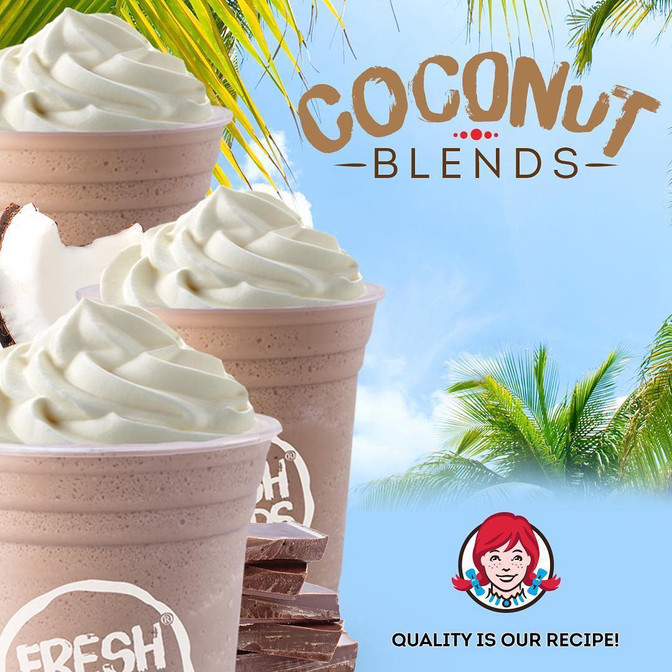 Wendy's Coconut Blends