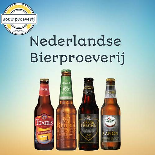 Nederlandse bierproeverij